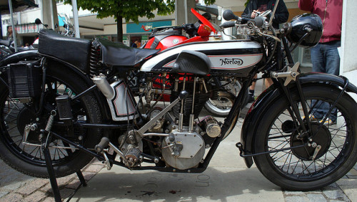 Norton by Beware of the Flowers on Flickr.