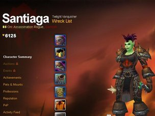 "Playing WoW leads people to live a ""bizarre double life"" say Maine Republicans  World of Warcraft hobby sparks US political row The gaming hobby of a political candidate has become an issue in a state senate race in New England, US. Maine Republicans have created a webpage revealing that Democrat candidate Colleen Lachowicz plays an orc rogue in World of Warcraft (WoW). Ms Lachowicz's liking for back-stabbing and poison in WoW raise questions about her ""fitness for office"", they claim.  Really, Republicans?  REALLY? Scraping the bottom of the barrel when it comes to muck raking, aren't you? To Ms Lachowicz: FOR THE HORDE!"