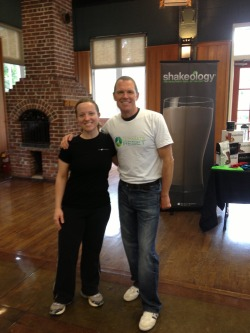 SO EXCITED!!! I got to meet CEO of Beachbody, Carl Daikeler on Sunday!  He was so nice, down-to-earth and FUNNY!  This is the man that made it possible!  Do you do Insanity?  P90X?  Turbo Fire?  Les Mills Pump?  I am SO THANKFUL for this company!!  30 lbs down, improved health, confidence, nicer clothes…  And on TOP of all that they have created the Team Beachbody Network- sharing their success with those of us who LOVE their products!  Interested in a program?  Shakeology?  The Coaching Opportunity?  I'm happy to help!  <3