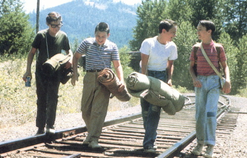 "Stand By Me surely has to go down as one of the most beautiful and 'nostalgialistic' films of all time.  ""I've never had friends like I did when I was 12. Jesus, does anyone?"""