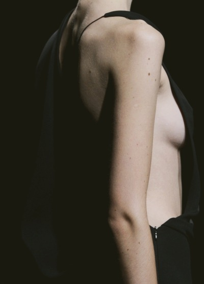 Haider Ackermann S/S 2013 Paris fw