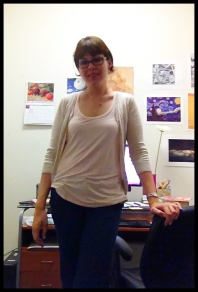 My submission was accepted >_<. Librarian representing!  librarianwardrobe:  Hi, I'm Gricel! I'm Public Services Librarian & Assistant Administrator at an academic library in Miami, Fl. It's a small library, so I do a little bit of everything. When I'm not at the Reference desk, I hide out in my cubbyhole and take care of all the behind-the-scenes stuff. I blog at things-she-said.org and tweet @thingssheread