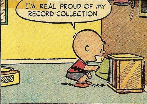 Charlie Brown knows what's up.