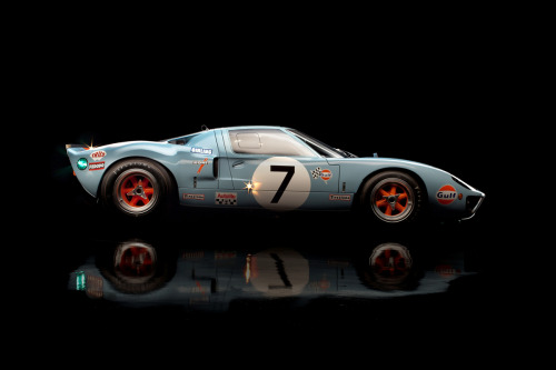 thechicane:  3 GT40s at Amelia next year, including this double LeMans winner.