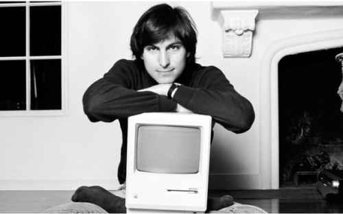 Steve Jobs Memorials, One Year Later It has been one year since the death of Apple founder Steve Jobs, and once again the Internet has taken time to remember its favorite tech icon. Though this year the remembrances don't match the outpouring of emotion from fans, luminaries, and pundits following Jobs' death, that doesn't mean they have forgotten either. Read more. [Image: Apple] Click here for Fresh Air's 1996 interview with Steve Jobs.