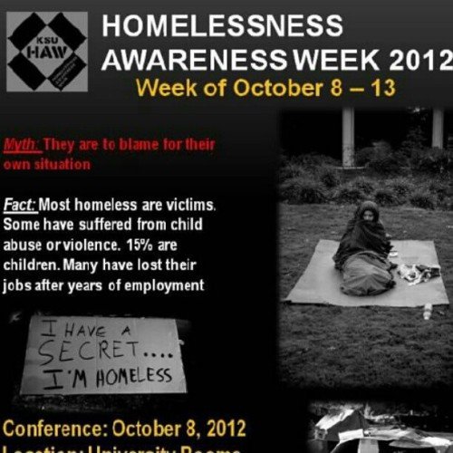 Another homelessness myth we MUST dispel! Are you going to pass it on? (Taken with Instagram)