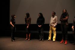 Participating artists present their films