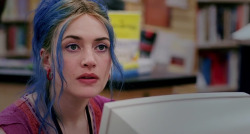 iamkinoeye:  Favorite Films of Kate Winslet #4 The Eternal Sunshine of the Spotless Mind (2004, Michel Gondry)