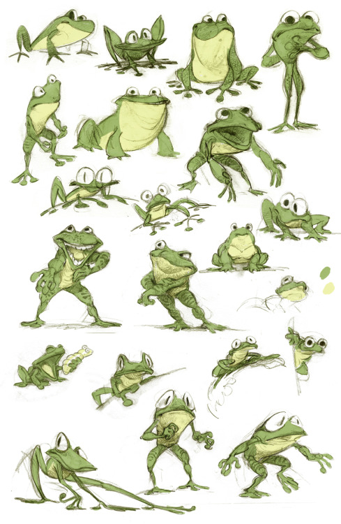 """wannabeanimator:  Thoughts on Character Design by Tulptorials """"Some things I think are important in character design: 1. Observation 2. Reading the Script 3. Documentation 4. Trial and Error 5. Technique Read More"""