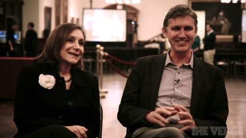 "Lonely, but united: Sherry Turkle and Steven Johnson on technology's pain and promise Sherry Turkle, author of Alone Together, and Steven Johnson, author of Future Perfect, joined forces at the New York Public Library on Wednesday night to discuss their respective books — his new on shelves, and hers new in paperback. Turkle described Johnson as ""provocatively utopian,"" and herself as ""provocatively pessimistic."" She was kind to describe their two books as a matched set, because at first glance there isn't much in common between the two titles: Alone Together is a dense, voraciously researched work that reveals the many ways technology is hurting our relationships, conversations, and intimacy."