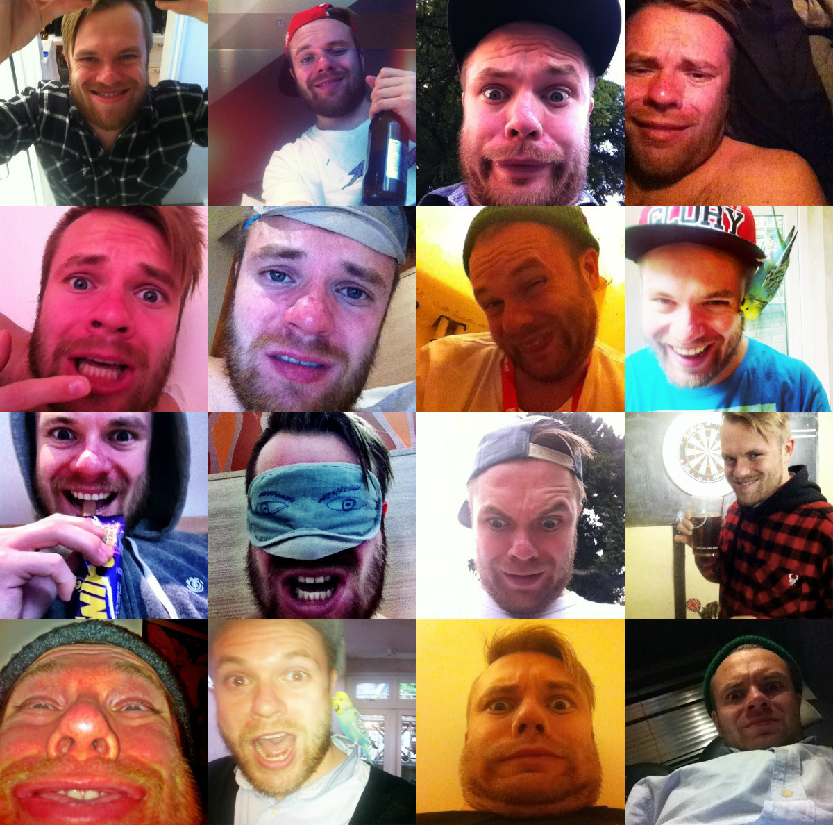 entershikari:  if you follow Rou on twitter, this is what your updates will consist of… @roureynolds