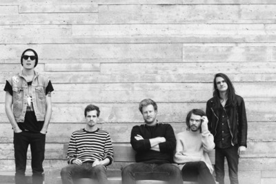 New music from the Maine? Oh yeah — a whole album's worth. The boys have begun writing album #4!