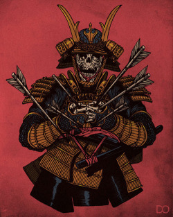 Dead Samurai Up for scoring at Threadless!