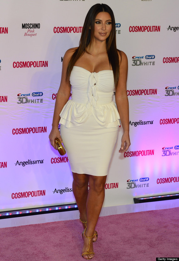 everythingyntk:  Kim Kardashian at the 40th anniversary of Spanish Cosmopolitanmagazinein Mexico City on Thursday night