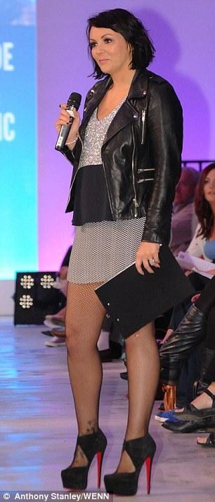 Pantyhose Fashion Show