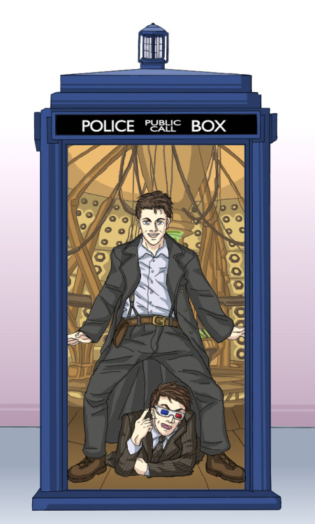 better-humans:  becks28nz:  Oppa Doctor Style by ~Asenath23  And then there's this.