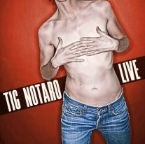 earwolf:  Pick up Tig Notaro's new LIVE CD exclusively on Louis CK's website! It's $5, and it's awesome! (Photo by: Robyn Von Swank)