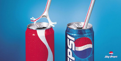 The Joy of Pepsi. Pepsi Ad