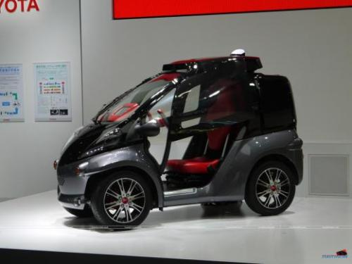 "Toyota Smart INSECT Concept unveiled in Japan The Insect name is actually an acronym which stands for ""Information Network Social Electric City Transporter"" and this is a smart vehicle equipped with new technologies. Toyota says that when a person will approach the Smart Insect Concept, the car will run a facial recognition software to authenticate them and if it determines that you are the owner, it will flash its lights and say ""Hello"". According to the Japanese based automaker, when you will step inside Toyota's latest creation, the Smart Insect Concept, a virtual agent will communicate with you and it will predict your intentions like starting the radio, the climate control or getting indications to various locations. The door locks and air conditioning can be controlled by the driver with a smart phone application from his home. Unfortunately Toyota didn't release any more details on the Smart Insect Concept, except for its intention not to put the model into production."