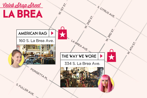 Thanks to Refinery 29 for naming us one of the top 12 boutiques in Los Angeles.  Check out the article here! Shop American Rag!
