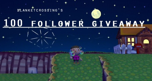blanketcrossing:  GIVEAWAY TIME!!! this is my 100 follower giveaway! it is long overdue, as i'm actually 130! :'D it will be in game, and we'll wifi and i'll drop your stuff off! ENDS 0CTOBER 15TH! what you get 150,000 bells green hero suit and helmet famous painting creepy series + creepy wallpaper and flooring 3 songs of your choice rules you can reblog once if you don't follow me, but can reblog as many times as you want if you do follow me! likes count! good luck and message me if any problems/questions!