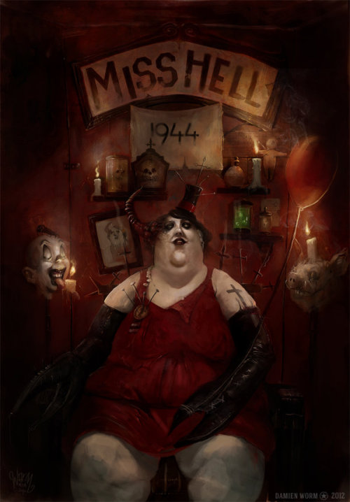 miss hell 44 by *DamienWorm —-x—- More: | Random |
