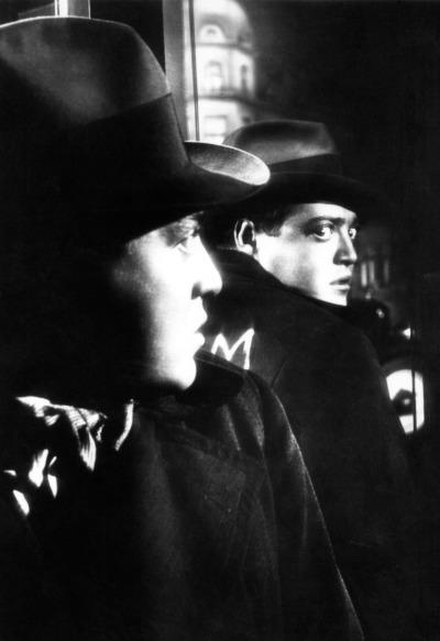 ricksginjoint:  Peter Lorre as Hans Beckert, M directed by Fritz Lang (1931)