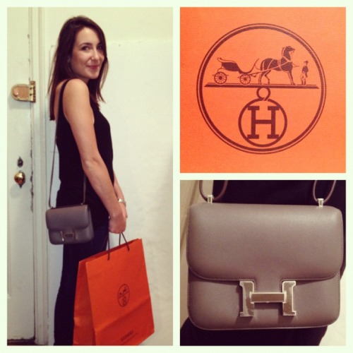 Super rare Hermes bi-color Constance. Get it before it's gone!