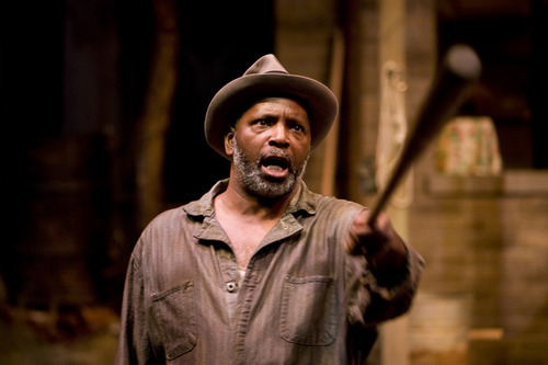 David Alan Anderson in Denver Center Theatre Companys production of Fences.