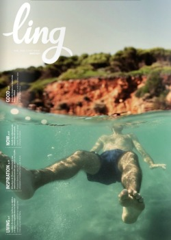 Ling Magazine—Beautiful Cover