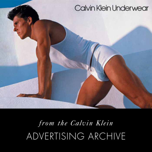 Celebrating 30 Years of Calvin Klein Underwear.