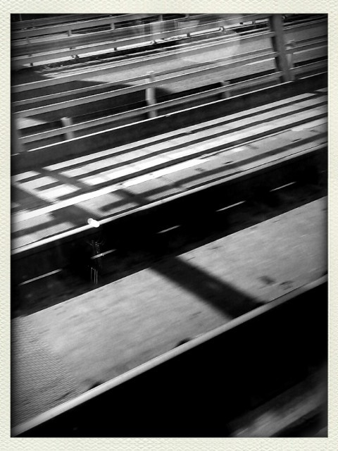 On a train in Rome by Guillermo Pérez on EyeEm
