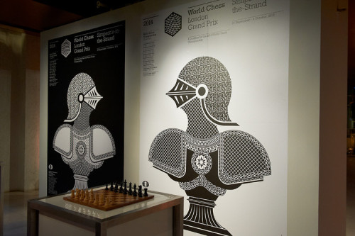 Pentagram was tapped to rebrand chess. What they presented was an enigma.