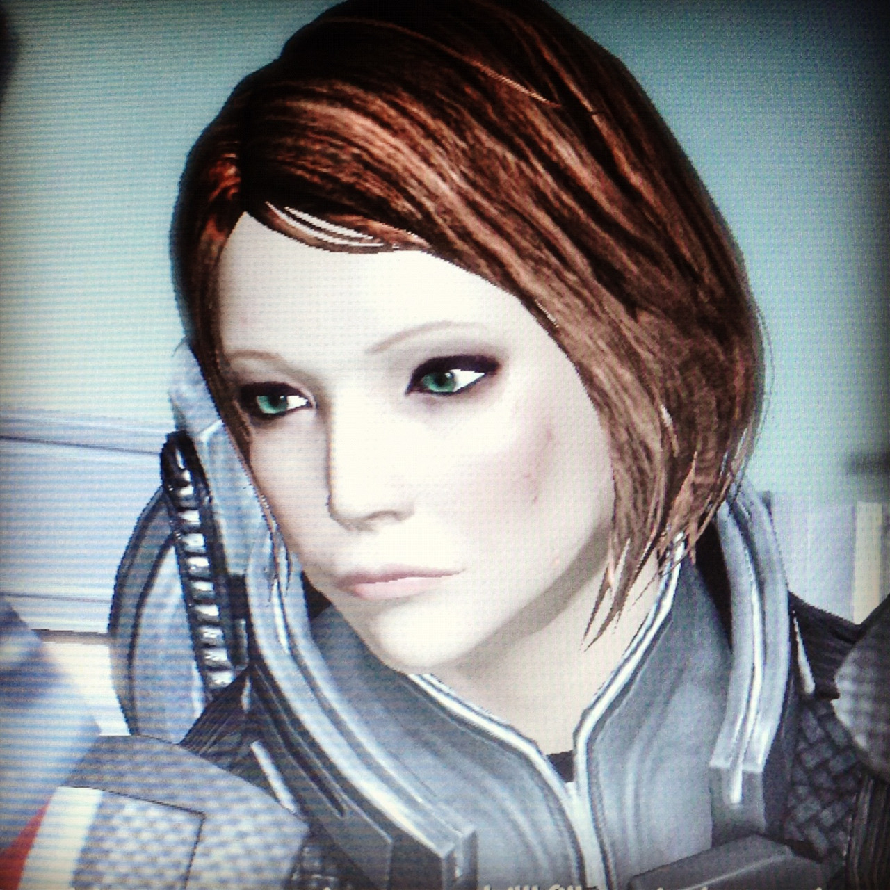 My current Shepard.