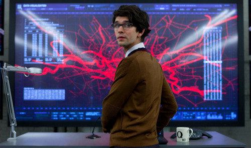 It's Bond Day! Meet the new Q - Ben Whishaw plays MI6's Q in Sam Mendes' Skyfall. Arriving in just a few more weeks!