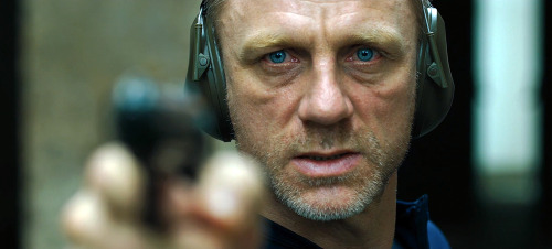 Daniel Craig as James Bond in Sam Mendes' Skyfall, the 23rd Bond film. For Global Bond Day. Hope everyone has a martini, shaken not stirred.