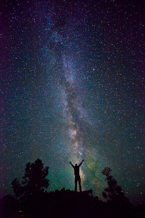 meowntain:  self portrait near great basin national park (by tmo-photo)