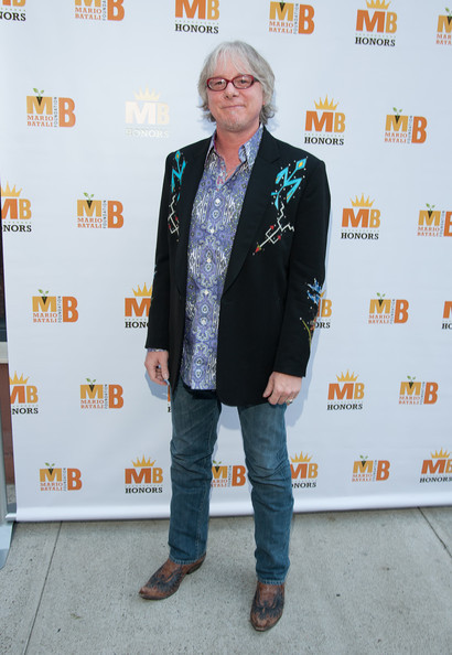 jangst:  Mike Mills at the Mario Batali Foundation Inaugural Honors Dinner, which was held at Del Posto Ristorante in New York City. This was on September 9, 2012.  One month ago!