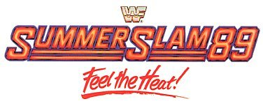 "SummerSlam89 ""Feel the Heat!"""
