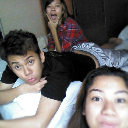 Morning faces! :) (Taken with Instagram at Costa Sands Resort (Downtown East))