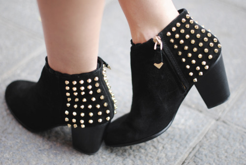 what-do-i-wear:  Boots: Zara(image: fashionvibe)