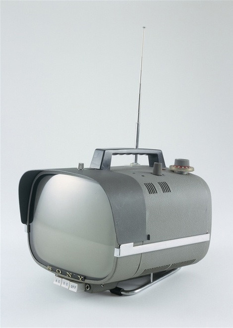 dreamy. rmgdesign:  Sony TV8-301 television 1960 (via Sony TV8-301 television | iainclaridge.net)
