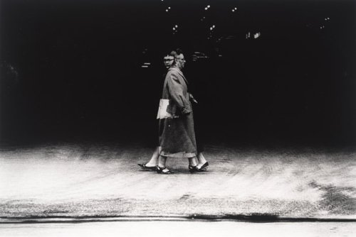 steroge:  Chicago, 1955 by Harry Callahan