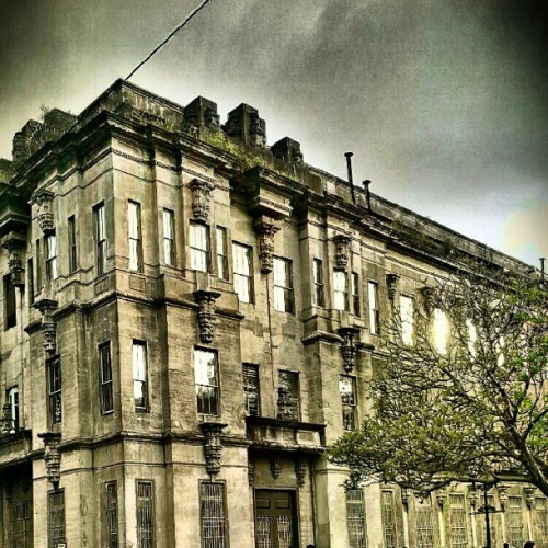 HDR feature on my phone :3  #htc #photography #ust #Manila #architecture (Taken with Instagram)