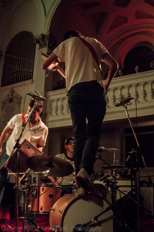 opositivefest:  The Felice Brothers at The Old Dutch Church Friday night! 10/5/12 Photo by: Kevin Buso (http://www.kevinbuso.com) http://www.facebook.com/kevinbusophotography
