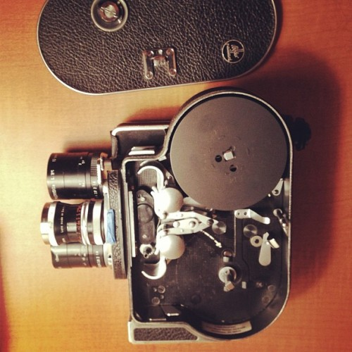 Yup still shooting one of these. #bullpalace #film  (Taken with Instagram)