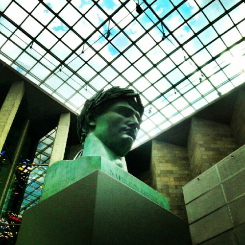 Napoleon at the #NGV… #napoleon #melbourne  (Taken with Instagram at National Gallery Of Victoria)