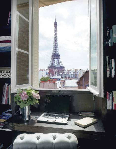 parisian office.
