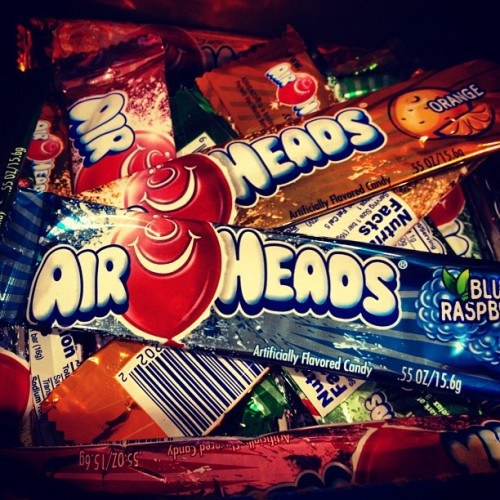 #airheads #food #sweets #picoftheday #photooftheday #webstagram #instagood #instamood #instadaily #instagramers  (Taken with Instagram at Ecoland Phase 3)