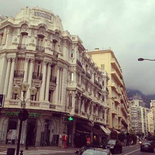Monte Carlo (Taken with Instagram)